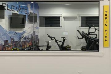 High Altitude Training Room